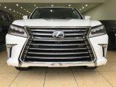Bán Lexus LX570 trắng xe xuất Mỹ tiêu chuẩn cao nhất, sản xuất 2018 mới 100% giá 9 tỷ 180 tr tại Hà Nội