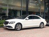 Cần bán Mercedes S450L 2018 chạy 3.000km màu Trắng giá tốt giá 3 tỷ 799 tr tại Hà Nội