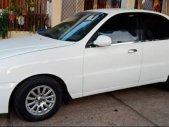 Cần bán xe Daewoo Lanos sản xuất năm 2005, màu trắng xe gia đình giá 128 triệu tại Tp.HCM