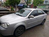 Cần bán xe Daewoo Lacetti MT năm sản xuất 2005, màu bạc  giá 125 triệu tại Hải Phòng