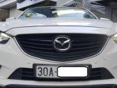 Xe Mazda 6 2.0 AT sản xuất 2015, màu trắng như mới, giá tốt giá 738 triệu tại Hà Nội