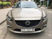 Chính chủ bán Mazda 6 đời 2016, màu vàng cát giá 775 triệu tại Tp.HCM