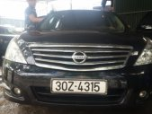 Bán xe Nissan Teana 2.0 AT đời 2010, màu đen chính chủ giá 500 triệu tại Hà Nội
