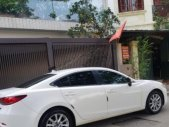 Cần bán Mazda 6 2.0 AT đời 2015, màu trắng, giá chỉ 738 triệu giá 738 triệu tại Hà Nội