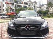 Cần bán Mercedes C300 AMG 2015, màu đen, giá tốt giá 1 tỷ 490 tr tại Hà Nội