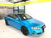 Bán Audi A6 3.0 V6 năm 2008, màu xanh lam, nhập khẩu nguyên chiếc  giá 690 triệu tại Tp.HCM