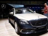 Cần bán Mercedes S650 Maybach năm sản xuất 2018, hai màu, xe nhập giá 18 tỷ tại Hà Nội