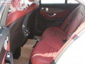 Bán ô tô Mercedes C300 AMG năm 2018, màu đỏ giá 1 tỷ 919 tr tại Tp.HCM