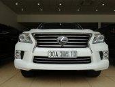 Bán Lexus LX570 Trắng xe xuất Mỹ sản xuất 2013 dk 2015 Xe đẹp không lỗi giá 4 tỷ 600 tr tại Hà Nội