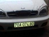 Bán ô tô Daewoo Lanos năm sản xuất 2004, màu trắng, giá 92tr giá 92 triệu tại Tp.HCM