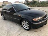Bán ô tô BMW 3 Series 318i đời 2002, màu đen, nhập khẩu nguyên chiếc, giá chỉ 192 triệu giá 192 triệu tại Ninh Bình