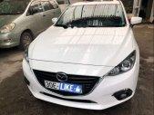 Cần bán gấp Mazda 3 đời 2016, màu trắng, nhập khẩu nguyên chiếc  giá 625 triệu tại Hà Nội