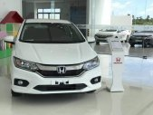 Bán xe Honda City đời 2018, màu trắng, giá chỉ 599 triệu giá 599 triệu tại Tp.HCM