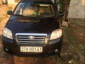 Cần bán lại xe Daewoo Gentra đời 2011, màu đen giá 198 triệu tại Điện Biên