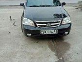 Bán Daewoo Lacetti MT năm sản xuất 2008, màu đen, giá chỉ 175 triệu giá 175 triệu tại Hà Nội