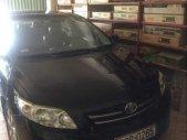 Bán xe Toyota Corolla altis 2009, màu đen số sàn, giá tốt giá 399 triệu tại Hà Nội