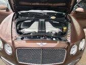 Bán ô tô Bentley Continental GTC 2015, màu nâu, nhập khẩu nguyên chiếc giá 13 tỷ 500 tr tại Tp.HCM