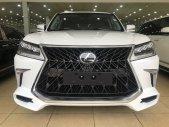 Giao ngay Lexus LX570 Super Sport S 2020màu trắng nội thất Nâu xe tiêu chuẩn Mỹ. giá 9 tỷ 100 tr tại Hà Nội