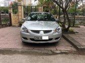 Bán xe Mitsubishi Lancer Gala GLX 1.6AT sản xuất 2005, màu bạc như mới giá 210 triệu tại Hà Nội