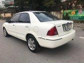 Bán Ford Laser 1.8 MT đời 2003, màu trắng, xe nhập giá 186 triệu tại Hà Nội