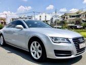 Audi A7 3.0 cuối 2012 hàng full cao cấp, số tự động 8 cấp nội thất đẹp, nệm da giá 1 tỷ 485 tr tại Tp.HCM