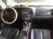 Bán Ford Escape XLT Limited sản xuất năm 2010, màu đen giá 450 triệu tại Tp.HCM