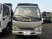 Giá xe tải JAC 2.4 tấn thùng bạt giá 285 triệu tại Bình Phước