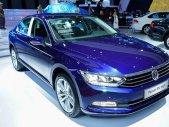 Bán xe Volkswagen Passat năm sản xuất 2018, màu xanh lam, nhập khẩu giá 1 tỷ 380 tr tại Tp.HCM