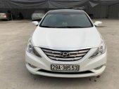 Bán Hyundai Sonata 2.0 AT sản xuất năm 2010, màu trắng giá 550 triệu tại Hà Nội