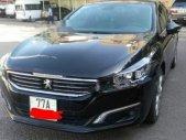 Cần bán gấp Peugeot 508 1.6 AT năm sản xuất 2015, màu đen  giá 950 triệu tại Bình Định