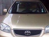 Bán ô tô Toyota Vios sản xuất 2004, màu vàng cát giá 210 triệu tại Đồng Nai