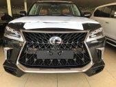 Bán Lexus LX570 Super Sport S 2020màu đen, nội thất nâu da Bò, xe xuất Trung Đông mới 100% giá 9 tỷ 50 tr tại Hà Nội