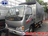 Bán xe tải JAC thùng bạt 2,5 tấn, bán trả góp hỗ trợ vay vốn ngân hàng 85%, LH ngay để nhận ngay giá tốt giá 300 triệu tại Đồng Tháp