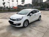 Bán xe Kia Rio SX 2017 tự động, màu trắng, BSTP giá 497 triệu tại Tp.HCM