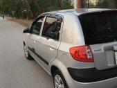Gia đình bán Hyundai Getz màu bạc đời 2010, xe không đâm va giá 200 triệu tại Hà Nội