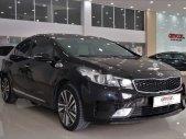 Cần bán Kia Cerato 1.6AT 2018, màu đen như mới giá 609 triệu tại Tp.HCM
