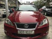 Chính chủ bán Lexus IS 250 đời 2009, màu đỏ, nhập khẩu, giá chỉ 888 triệu giá 888 triệu tại Hà Nội