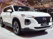 Bán ô tô Hyundai Santa Fe đời 2019, màu trắng giá 1 tỷ 150 tr tại Tp.HCM