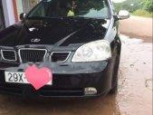 Cần bán Chevrolet Lacetti EX đời 2005, màu đen, nhập khẩu giá 145 triệu tại Bắc Giang