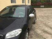 Cần bán xe Toyota Vios G sản xuất 2007, màu đen giá 18 triệu tại Phú Thọ