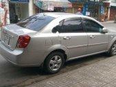 Cần bán Chevrolet Lacetti EX 2009, màu bạc, xe gia đình, giá 215tr giá 215 triệu tại Tp.HCM