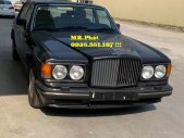 Cần bán Bentley Turbo R đời 1989, màu đen, nhập khẩu giá 7 tỷ 555 tr tại Tp.HCM