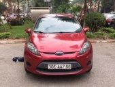 Cần bán gấp Ford Fiesta 1.6 AT đời 2012, màu đỏ giá 335 triệu tại Hà Nội