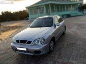 Cần bán lại xe Daewoo Lanos SX đời 2001, màu bạc giá 90 triệu tại Bình Dương