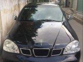 Bán Chevrolet Lacetti 1.6 MT đời 2005, màu đen như mới, giá 189tr giá 189 triệu tại Tp.HCM