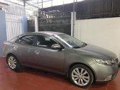 Cần bán gấp Kia Forte 2011, màu xám, nhập khẩu còn mới giá 390 triệu tại Tp.HCM