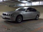 Bán BMW 525i bản 2.8 tự động, đời 7/2003, số km đã chạy 73.000km giá 270 triệu tại Tp.HCM