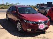 Bán Kia Forte sản xuất năm 2012, màu đỏ, giá chỉ 439 triệu giá 439 triệu tại Bình Dương