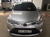 Bán Toyota Vios 2017, màu bạc giá 520 triệu tại Cần Thơ
