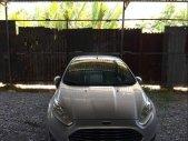 Bán xe Ford Fiesta 1.5AT đời 2014, màu bạc   giá 410 triệu tại Tp.HCM